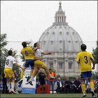 La Clericus Cup un tournoi béni | Coté Vestiaire - Blog sur le Sport Business | Scoop.it