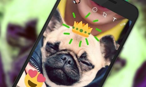 WhatsApp - Neue Kamera Features wie bei Snapchat - Malen auf Fotos | Mobile Learning & mobile devices | Scoop.it