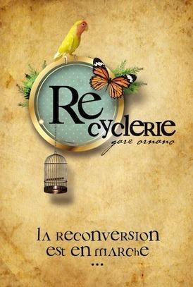 La Recyclerie, le nouveau lieu culturel du 18ème arrondissement à découvrir au ... - Toutelaculture | Prêts à pousser le monde vers un air plus sain | Scoop.it