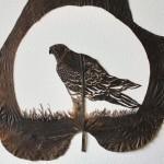 "New Cut-Away Leaf Art by Lorenzo Durán   Colossal   CF Art Dept ""stuff""   Scoop.it"