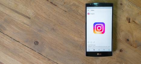 Instagram: enregistrez vos photos comme brouillon et publiez-les plus tard | Social Media Curation par Mon Habitat Web | Scoop.it