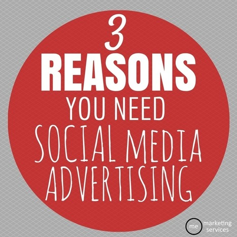 3 Reasons You Need Social Advertising for Your Business | Marketing & Webmarketing | Scoop.it
