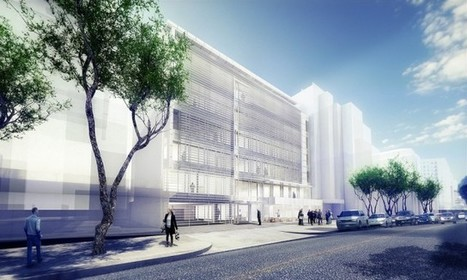 Sustainable Leblon Offices in Rio de Janeiro by Richard Meier & Partners | sustainable architecture | Scoop.it