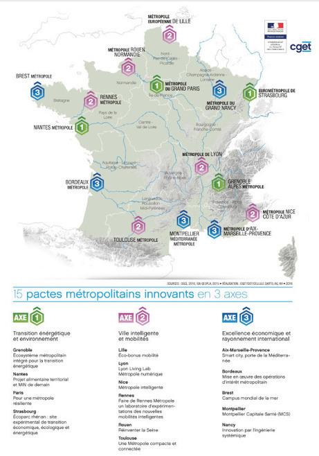 Les collectivités veulent une dotation pour financer leur transition énergétique | France urbaine | Financement énergétique | Scoop.it