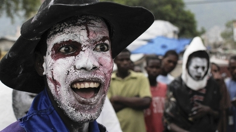 A Haitian artist fights to preserve the vodou religion | Perception | Scoop.it