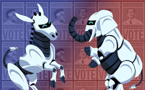 Politics Transformed: The High Tech Battle for Your Vote   The P2P Daily   Scoop.it