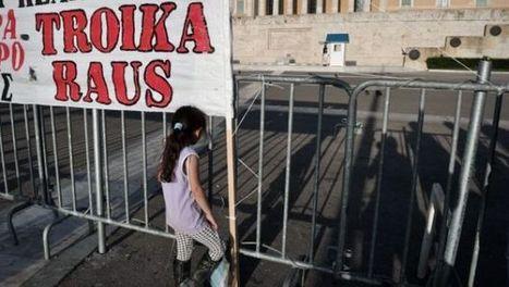 Crisi in Grecia: approvato piano per la ristrutturazione del settore ... - PolisBlog.it (Blog) | Grecia | Scoop.it