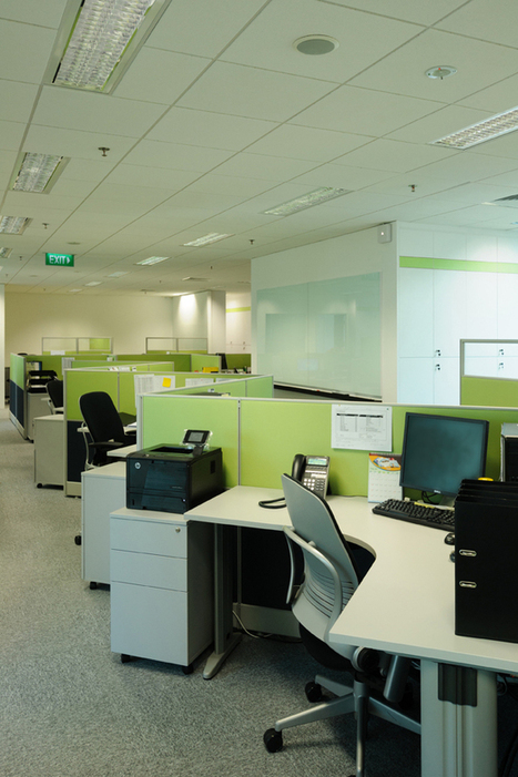 Contemporary modern office desig   Beautiful Things in World   Scoop.it