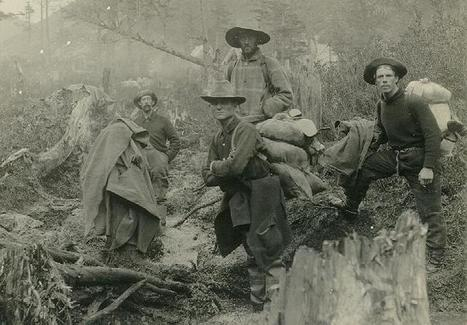Klondike Gold Rush: The Perilous Journey North — UW Libraries | Westward Expansion | Scoop.it