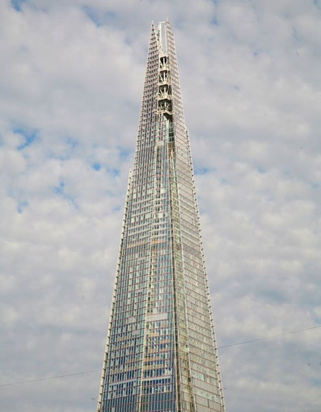 [Piano Nobile] The Architect's EYE: The Shard | The Architecture of the City | Scoop.it