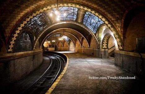 Tweet from @FreakyAbandoned | Exploration: Urban, Rural and Industrial | Scoop.it