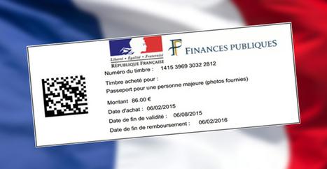 Acheter un timbre fiscal sur Internet est désormais possible | Libertés Numériques | Scoop.it