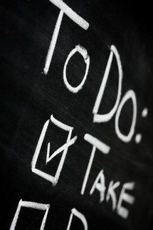 Why To-Do Lists Don't Work and Done Lists Do | Balanced WorkLife | Scoop.it