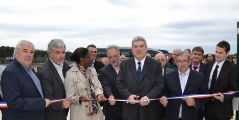 Gironde : le parc photovoltaïque du Bétout a été inauguré | Energies Renouvelables scooped by Bordeaux Consultants International | Scoop.it