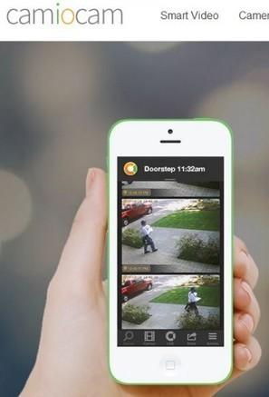 CamioCam, transforma nuestra webcam o teléfono en un sistema de detección de movimiento | TIC y EF | Scoop.it