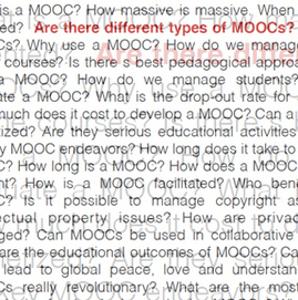 Les Moocs se cultivent | MOOC OER | Scoop.it