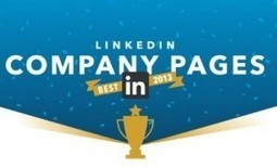 5 Lessons from LinkedIn's Top Company Pages - Marketing Pilgrim | DISCOVERING SOCIAL MEDIA | Scoop.it