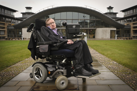 Stephen Hawking: The wheelchair Explained!   Zombies Lounge   Scoop.it