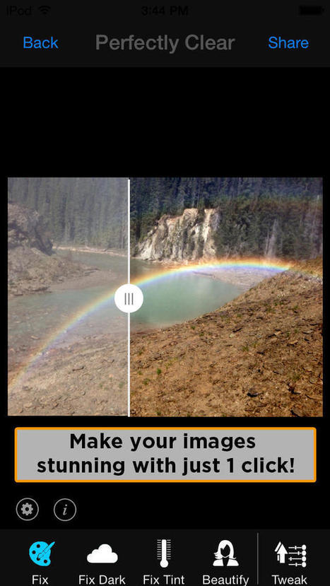 Perfectly Clear – Photo Correction (Automatic) (Photography) | Instagram Tips and Tricks | Scoop.it