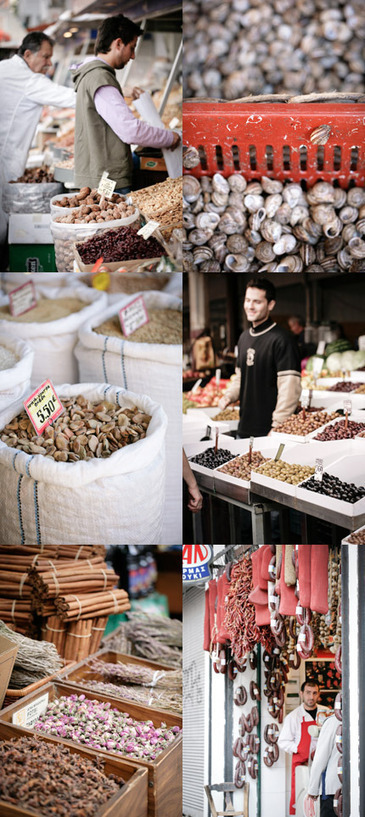 Un jour de marché à Athènes | Geek & Food | Scoop.it