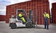 Simoco chosen to supply XD DMR to Loscam pallet repair facility   Radiocom. News   Scoop.it