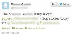 Voici pourquoi aucun follower ne vous suit sur Twitter | Be Marketing 3.0 | Scoop.it
