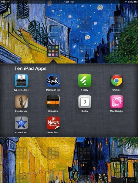 Ten iPad Business Apps You Need That Aren't Evernote or Dropbox | iPads in High School | Scoop.it