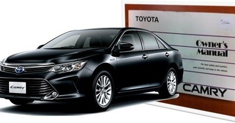 Toyota Camry Visual Makeover,Better Log book Servicing | Automotive Repairs | Car Servicing | Scoop.it
