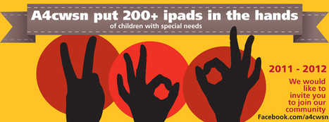 Special Education Apps   Best iPad Apps for Kids   Educational iPad Apps - A4CWSN.com   Implementing Common Core Standards in Special Education   Scoop.it