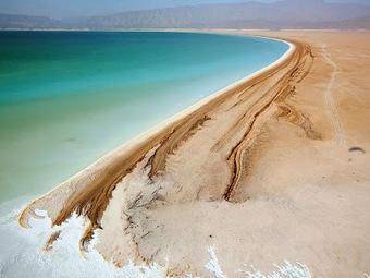 Curiosidades del Mundo: El Lago Assal, Yibuti: el punto más bajo del África. | Viaja Maja! | Scoop.it