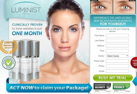luminste Eye Serum Review – FREE TRIAL SUPPLIES LIMITED!!! | My Skin To Become Young And Fresh | Scoop.it