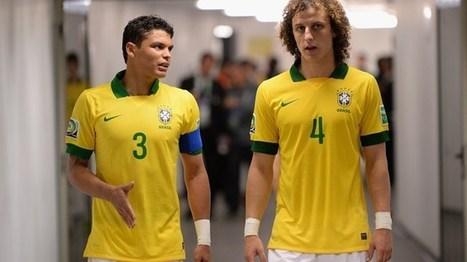 Turquie-Brésil ou le retour de la charnière Silva-Luiz? - FIFA.com | Selecao.FR | Scoop.it