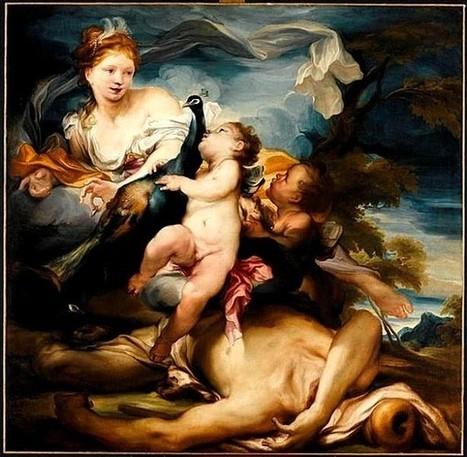 le lys - mythologie - Images - Balades comtoises | Salvete discipuli | Scoop.it