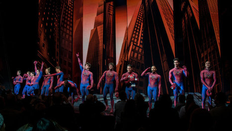 Low on Funds, 'Spider-Man' Dims Its Last Lights | International Theatre Features | Scoop.it