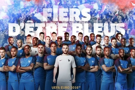 La FFF lance un bot Facebook Messenger pour encourager les Bleus | RelationClients | Scoop.it