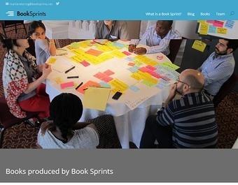 ¿Qué es y cómo funciona un Booksprint? | Universo Abierto | Litteris | Scoop.it