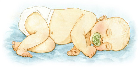 Opting Out of Parenthood, With Finances in Mind | Give Birth | Scoop.it