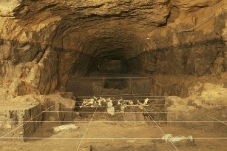 Liquid mercury found under Mexican pyramid could lead to royal tombs   The Archaeology News Network   Kiosque du monde : Amériques   Scoop.it