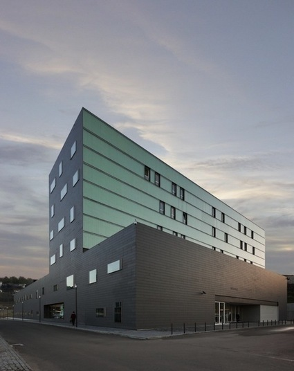 30 Most Architecturally Impressive Hospitals in the World | Facility Management | Scoop.it
