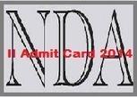 Download UPSC NDA II Admit card 2014 Answer Key Call Letter | Jobs | Scoop.it