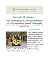 Mississauga Moving Company Inc | Mississauga Moving Company Inc | Scoop.it