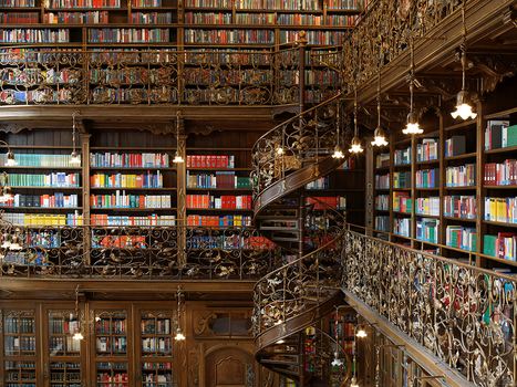 Municipal Law Library, Munich - National Geographic Travel Daily Photo | Travel in Germany | Scoop.it