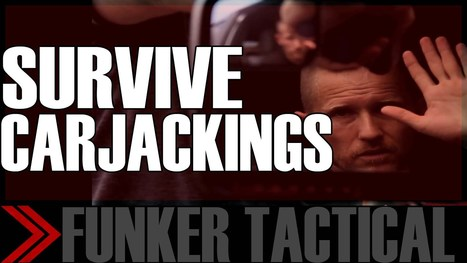 How To Survive Carjackings Using KRAV MAGA and PSYCHOLOGY! | Fitness and Self-Defense | Scoop.it