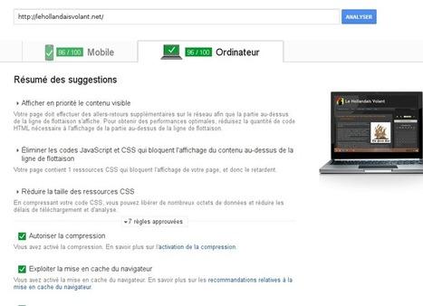 Optimiser les pages web - Le Hollandais Volant | Au fil du Web | Scoop.it