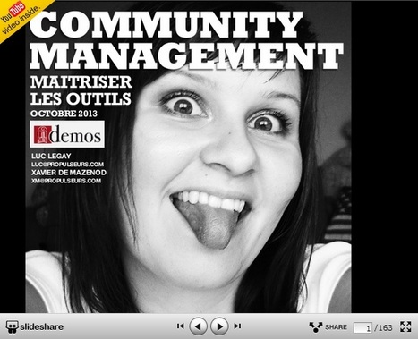 Les outils et pratiques du community management | CommunityManagementActus | Scoop.it