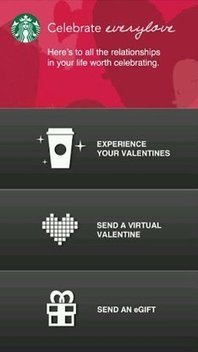 Starbucks Cup Magic AR app updated for Valentine's Day | Ubergizmo | We love AR | Scoop.it