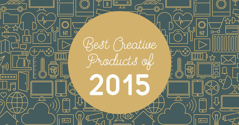 The Best Creative Products of 2015: Introducing Creative Market Awards Winners | Now that's creative! | Scoop.it