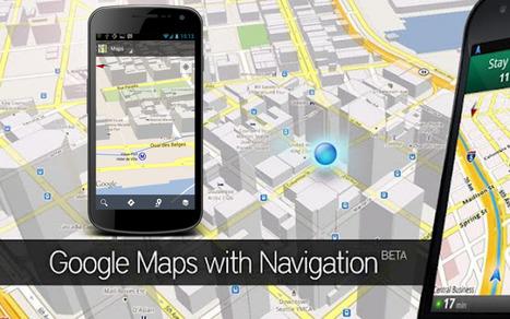 Tutoriel : Le mode hors ligne de Maps, comment ça marche ? | Geeks | Scoop.it