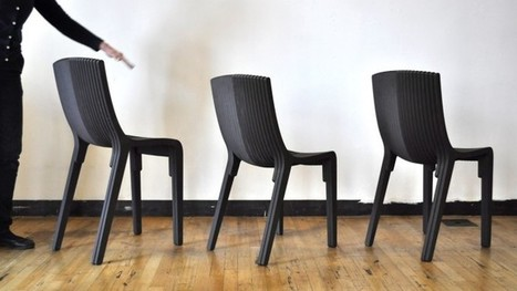 Rhino News, etc.: The Layer Chair and the FabLab Sevilla | FabLabs & Open Design | Scoop.it