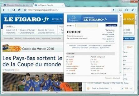 Le Conjugueur, une extension pour conjuguer tous les verbes depuis Chrome | Le Top des Applications Web et Logiciels Gratuits | Scoop.it